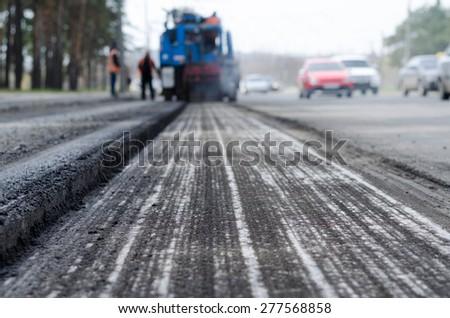 repair of asphalt