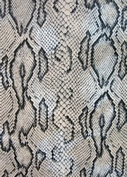 reptile snake texture closeup, fashion zigzag snakeskin details