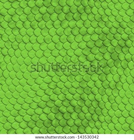 Reptile texture. Illustration. Seamless.