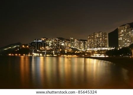 Repulse Bay is an area in the southern part of Hong Kong Island, located in the Southern District, Hong Kong. The Repulse Bay is one of the high end living area in Hong Kong.