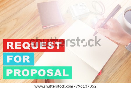 REQUEST FOR PROPOSAL CONCEPT. #796137352