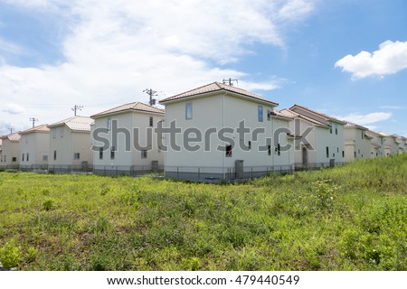 Residential condominium residential development completed weed #479440549