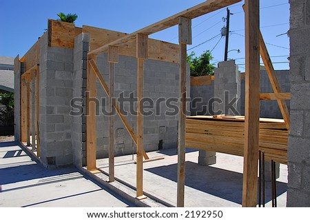 Residential Construction Site in South Florida
