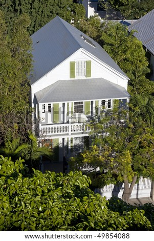 Residential house in Key West