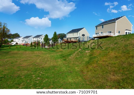 Residential neighborhood