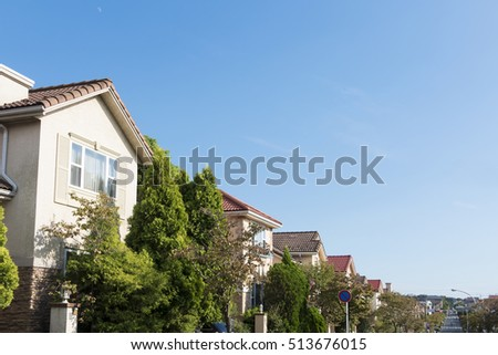 Residential residential area in Japan Residential building for sale  #513676015