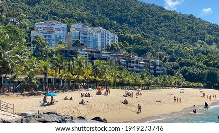Resort em Mangaratiba ( Rio de Janeiro) natureza  Zdjęcia stock ©