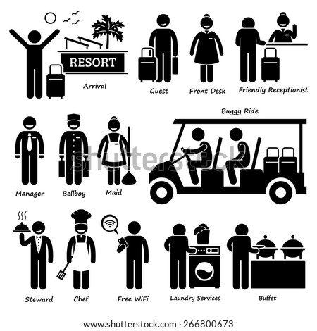 hotel and service