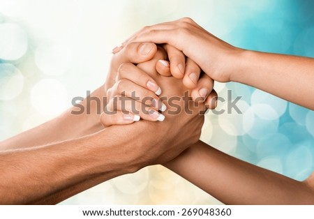 Respect, Human Hand, Togetherness.