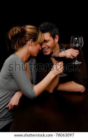 restaurant - stock photo