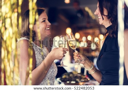Restaurant Chilling Out Classy Lifestyle Reserved Concept #522482053