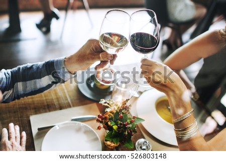 Shutterstock Restaurant Chilling Out Classy Lifestyle Reserved Concept