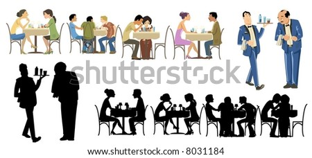 Restaurants Goers Collection