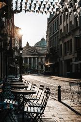 Restaurants in Brussels, Belgium Europe