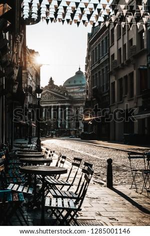 Restaurants in Brussels, Belgium Europe #1285001146
