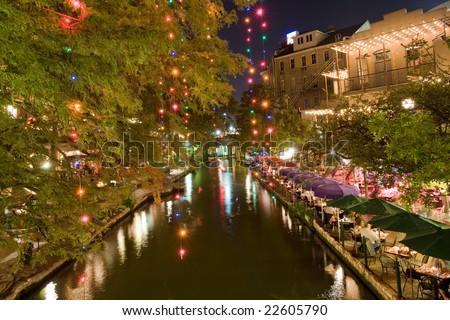 Restaurants on San Antonio riverwalk