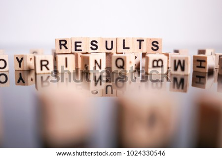Results word cube on reflection