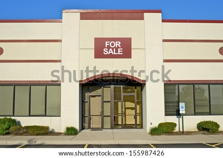 Retail Store Building for Sale. Real Estate Collection. Commercial Buildings.