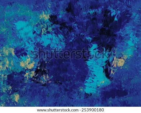 Retinal Blue
