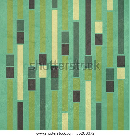 Retro Camouflage Stripe Pattern Textured Paper
