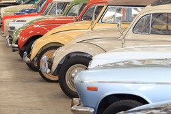 Retro car, Vintage car, Classic car, Old car