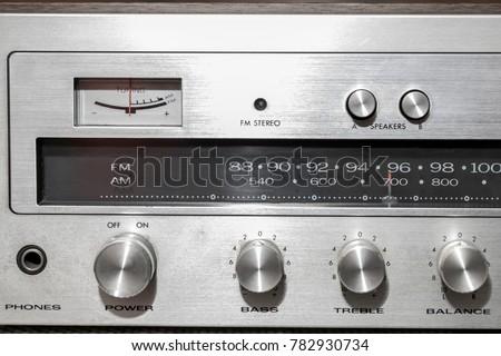 Retro Cassette Player #782930734