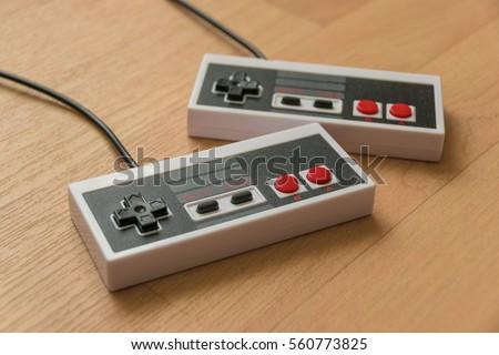 Retro Controller