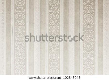 retro damask wallpaper...