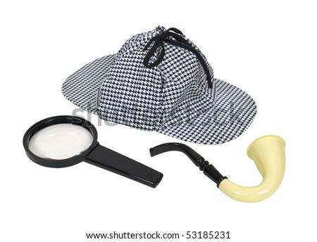 Retro Detective Tools ...