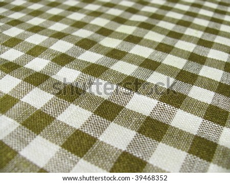 Retro gingham closeup. More of this motif & more textiles in my port.