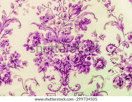 Retro Purple Fabric Purple Fabric Background