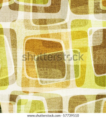 retro of colorful square background