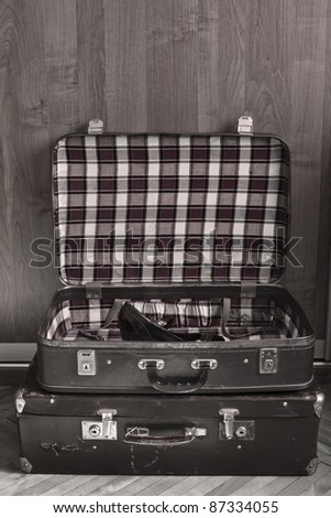 Retro packing for travel