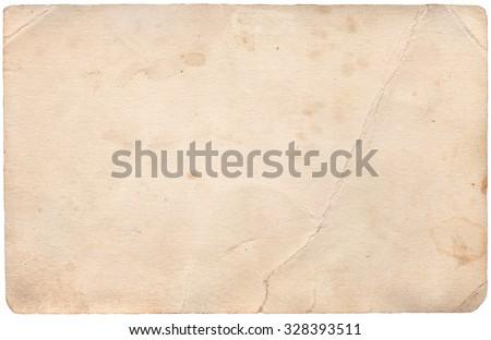 Retro Paper Background #328393511