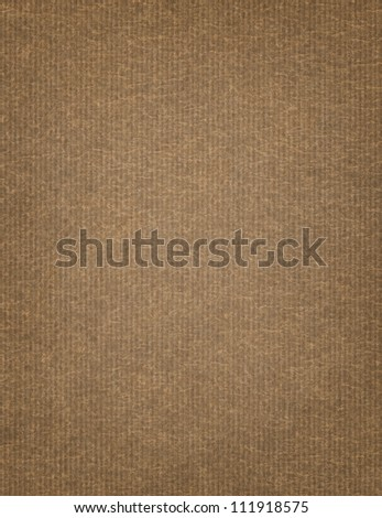 Retro style craft paper background , full frame - stock photo