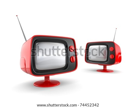 Retro TV. More TV in my gallery