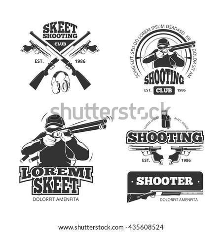 shooting logos Gallery
