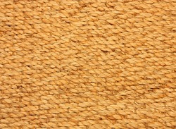 Retro woven wood rattan background