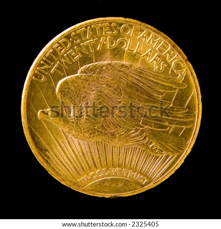 gold coins black background - photo #6