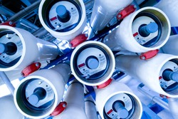 Reverse osmosis systems, Membrane locum in water treatment plant