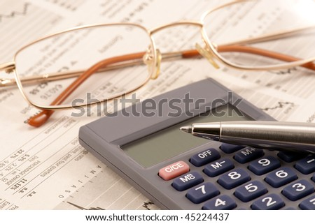 Review of financial information