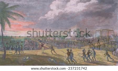 demerara slave revolt
