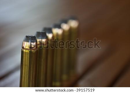 revolver bullets