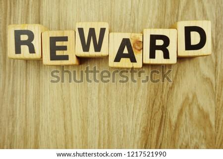 reward letters word alphabet #1217521990