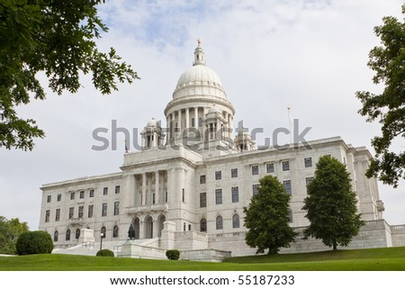 Rhode Island State House and Capitol Building, Providence