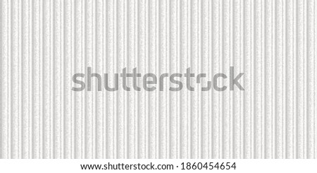 Ribbed Silver Shine Background. Seamless Tiling. Foto stock ©