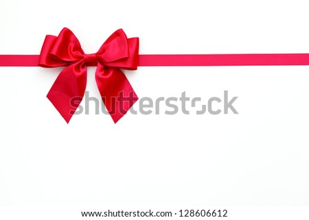 Ribbon, Christmas