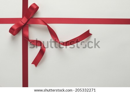 Ribbon On The Gift