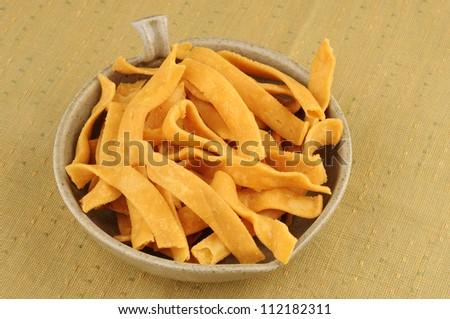 Ribon Pakod  traditional indian snack,Murukku is a savoury snack popular in India and Sri Lanka.
