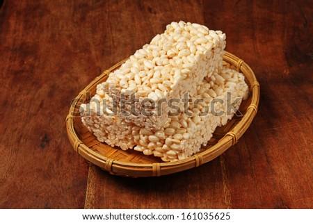 Rice cake - A Popular Taiwan food